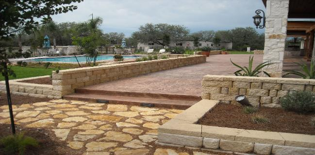 Dc Design Concrete Llc Decorative Concrete Corpus Christi Tx